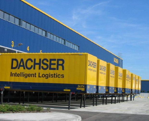 DACHSER otvoril nový terminál v Ostrave