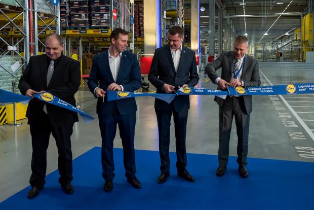 Lidl otvoril najekologickejšie logistické centrum na Slovensku