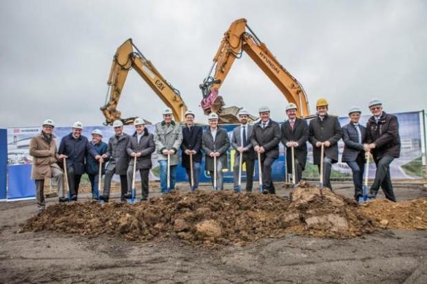 DB Schenker vybuduje logistické centrum v Grazi