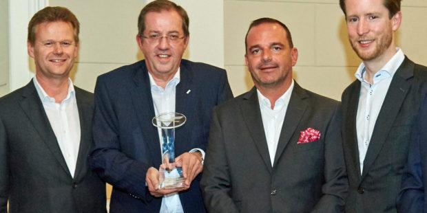 Lufthansa Cargo ocenila DACHSER za vynikajúcu spoluprácu