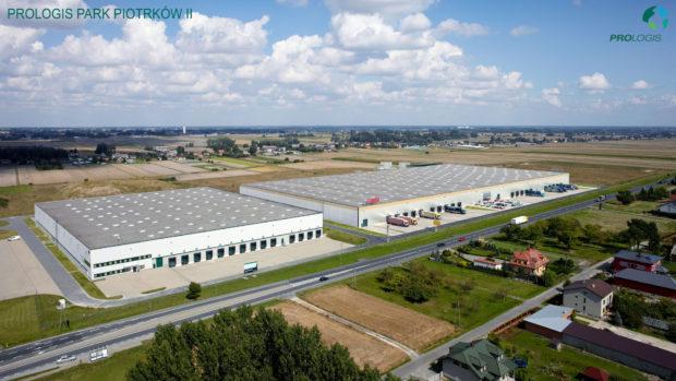 Prologis začal v Poľsku s výstavbou novej budovy