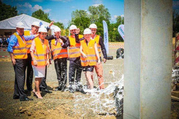 P3 stavia ďalšiu halu – pre PTG Slovakia