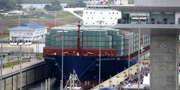 Otvorili rozšírený Panamský prieplav