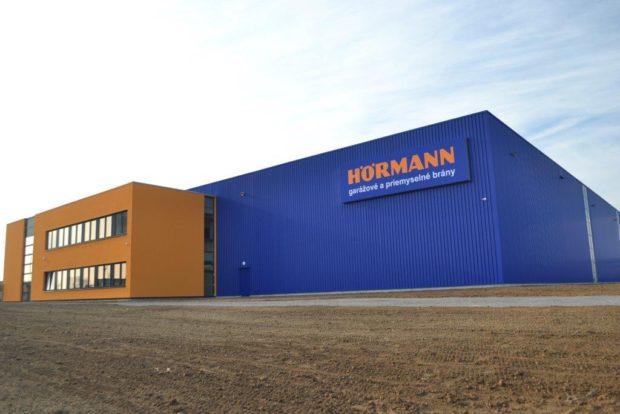 Hörmann v Senci otvoril moderný distribučný sklad