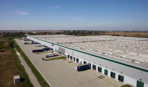 Tesco ohlásilo výstavbu nového distribučného centra