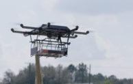 UPS úspešne otestovala doručovanie dronom