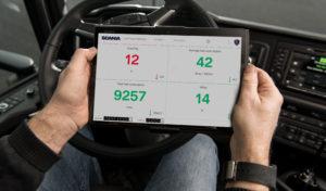 Scania dosiahla míľnik: 250 000 prepojených vozidiel