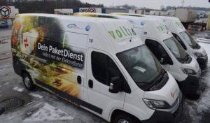 Schachinger Logistik využíva elektromobily od Voltie