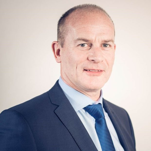 Anthony Gunn novým viceprezidentom GEFCO