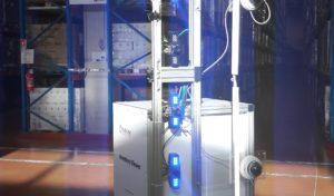 FM Logistic optimalizovala proces inventúry