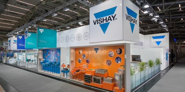 Vishay využíva SPOT program pre riadenie dodávateľského reťazca