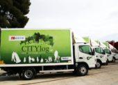 Citylogin: Záväzok k čistej logistike