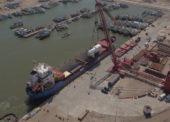 DB Schenker prepravuje 100.000 ton do Egypta