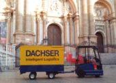 Dachser vyvíja súbor nástrojov pre mestskú logistiku