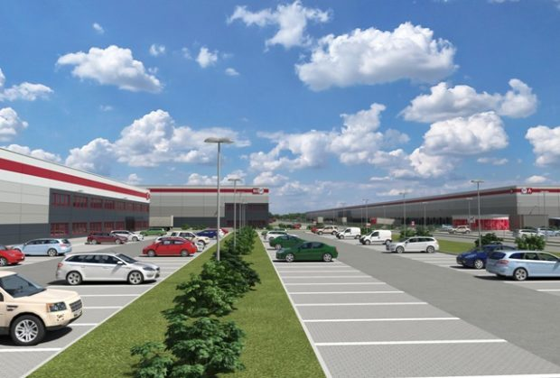 V dosahu diaľnice, železnice a rieky: P3 pripravuje logistický park v Lovosiciach