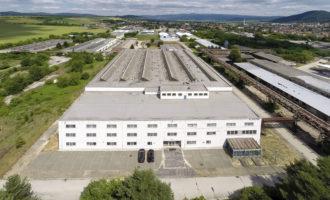 Ďalšia výrobná fabrika je na predaj