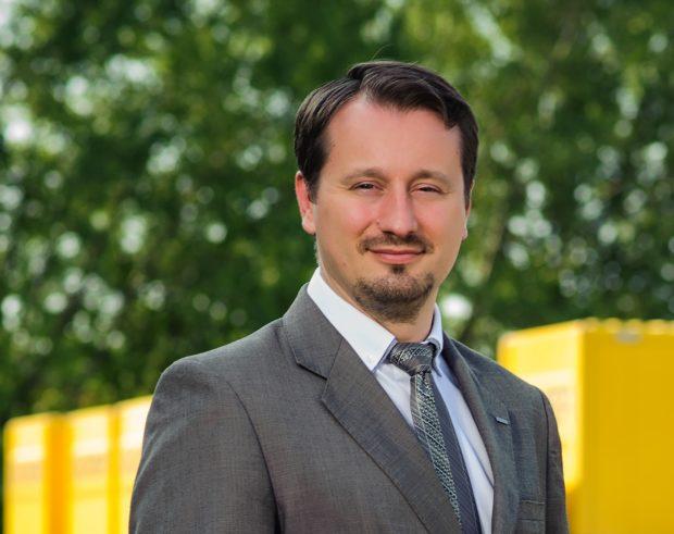 Dachser Slovakia má nového obchodného manažéra