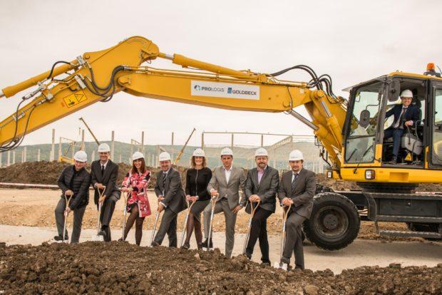 Prologis začal výstavbu parku v Nitre