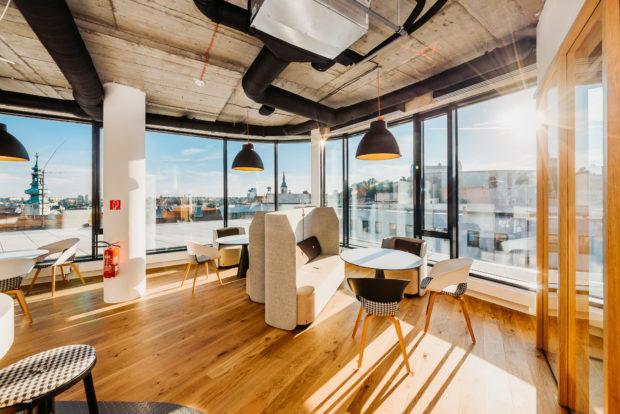 CBRE realizuje  kancelárie novej generácie. Sami idú príkladom