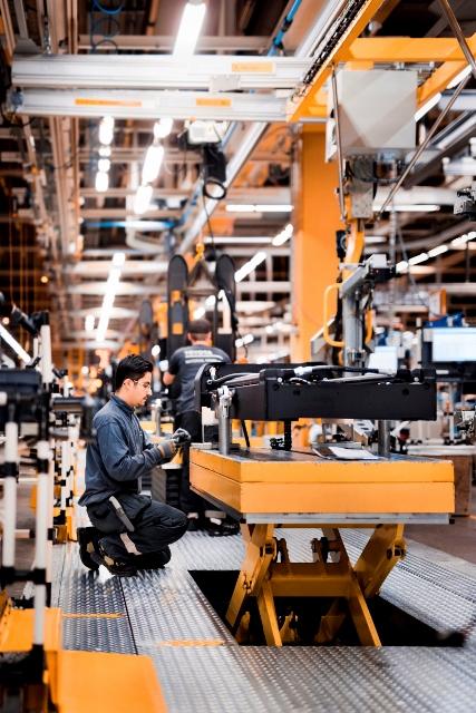 Na CeMATe sa Toyota zameria na efektívnosť