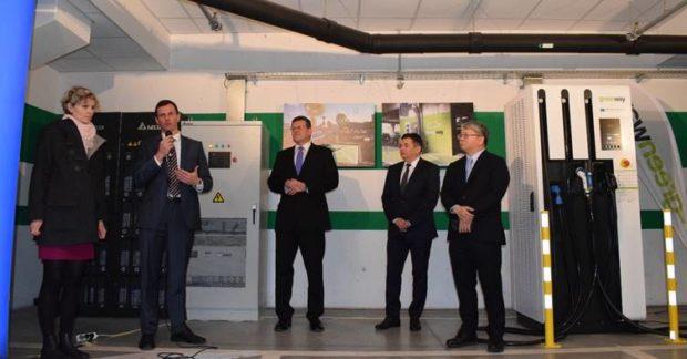 Spustenie prvého GridBooster Systému v regióne CEE