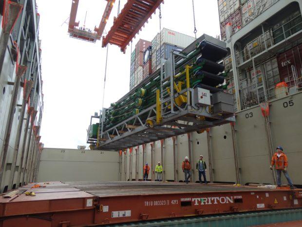 cargo-partner zvládol rôzne náročné projekty