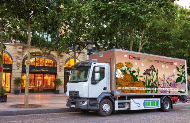 Renault Trucks začne predaj elektrovozidiel v roku 2019