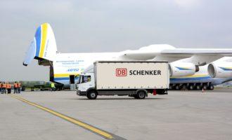 Generátor letel najväčším lietadlom sveta