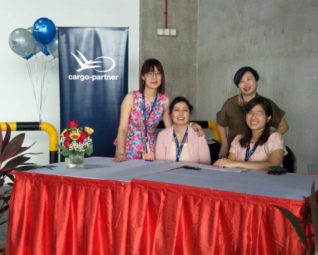 cargo-partner rozširuje sieť v juhovýchodnej Ázii
