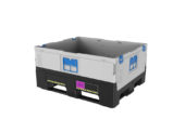 Skladací kontajner MAGNUM OPTIMUM 595 posúva hranice logistiky v odvetví automotive