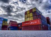 Oslavy kontajnerizácie hamburského prístavu