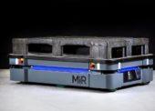 MiR uvádza na trh väčší a silnejší mobilný robot
