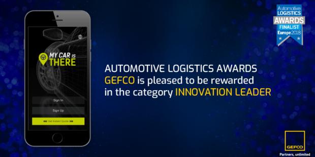 GEFCO bolo ocenené ako inovačný líder