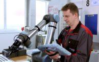 """AMTECH predstavuje """"personálnu"""" agentúru na prenájom robotov"""