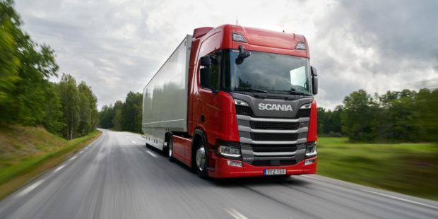 Scania ovládla slovenský trh