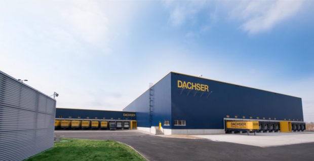 DACHSER ďalej rozširuje logistický park v Lozorne