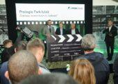 Prologis oslávil dokončenie strechy v Łódźi