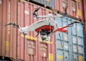 ŠKODA AUTO testuje autonómny dron v oblasti logistiky