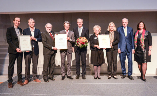 Dachser získal cenu German CSR Award 2018