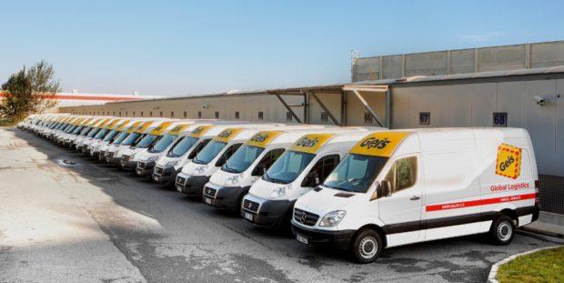 Geis otvoril v Česku novú pobočku pre balíkovú logistiku