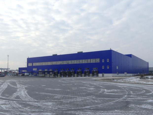 cargo-partner pokračuje v rozširovaní skladových kapacít na Slovensku