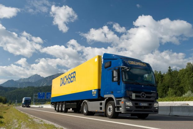 DACHSER Slovakia ponúka priame spojenie do Štrasburgu a Langenhagenu