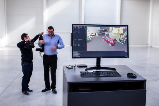 Najväčšie laboratórium virtuálnej reality v Európe je v P3 v Prahe