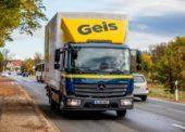 Skupina Geis prevzala v Nemecku pobočku Kühne + Nagel