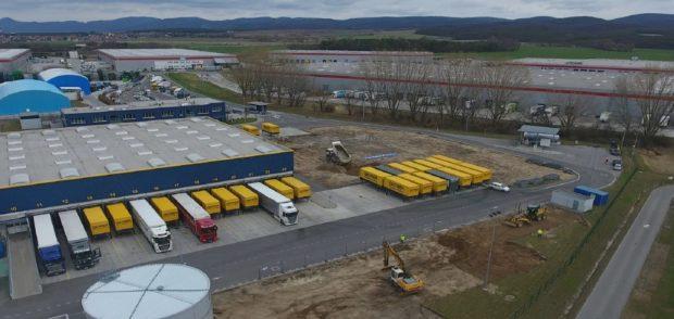 Dachser Slovakia v Bratislave sa rozrastá