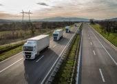 Kamióny jazdia naďalej po celej Európe