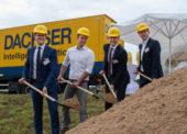 Dachser buduje novú pobočku v Nemecku