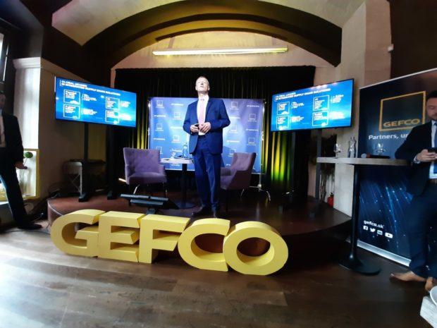 GEFCO oslavuje 15 rokov na slovenskom trhu