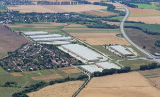 P3 začína na východe Slovenska s výstavbou parku