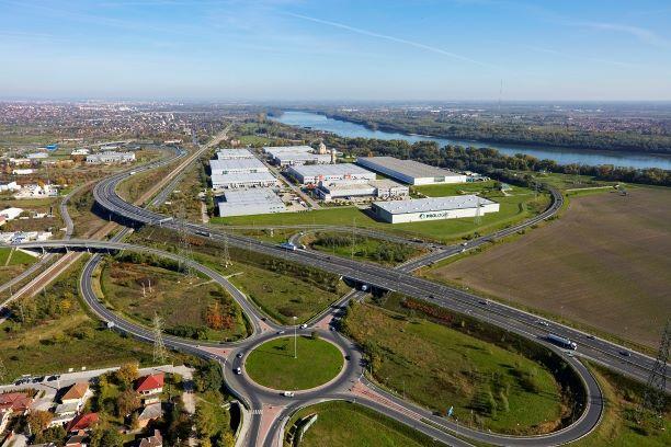 Prologis špekulatívne stavia v Maďarsku
